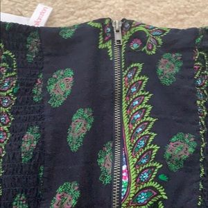 Xhilaration Dresses - Paisley strapless maxi